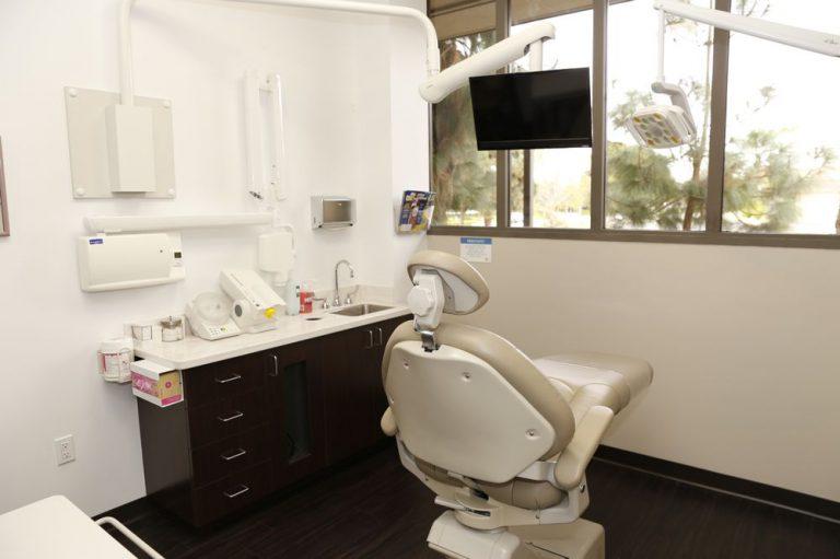 Torrance Dentist Examination Room